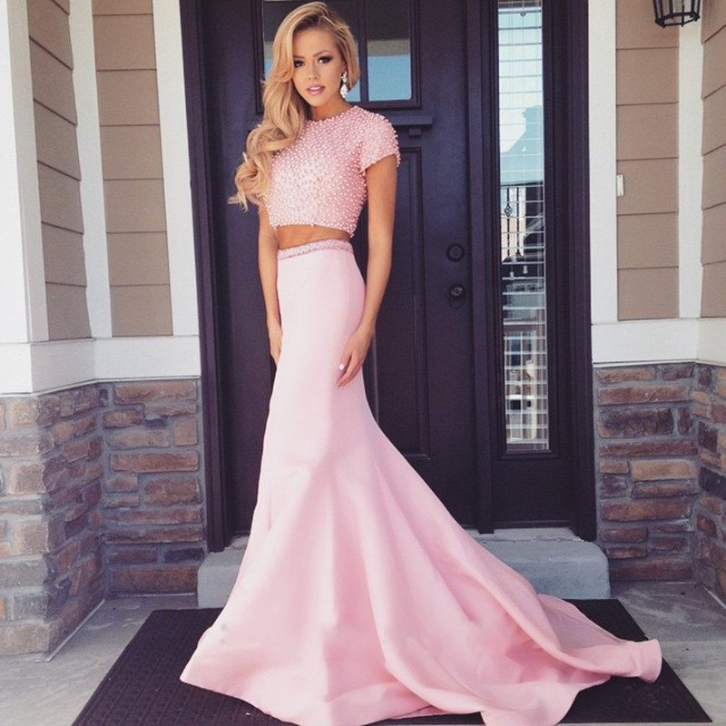 Cheap Hot Pink Prom Dresses 2018 - Formal Dresses