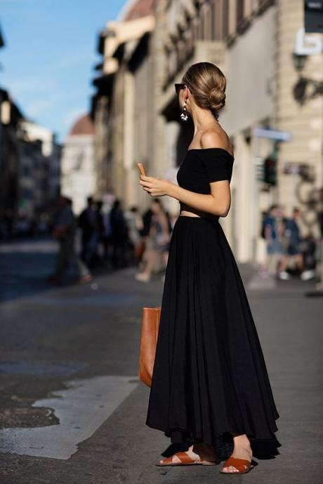 Black Prom Dress, Off the Shoulder Prom Dress, 2 Piece Prom Dress, Woman Dress, Cheap Prom Dress, Summer Fashion Inspiration Dress