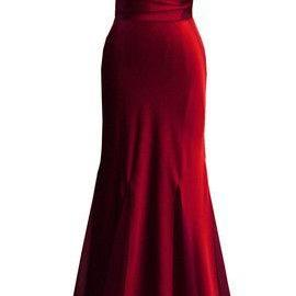 Red Mermaid Off Shoulder Evening Dresses, Navy Blue Prom Dresses,Mermaid Prom Dress,Satin Prom Dress,Backless Prom Dresses,Charming Formal Dress,Sexy Evening Gowns,2016 Party Dress