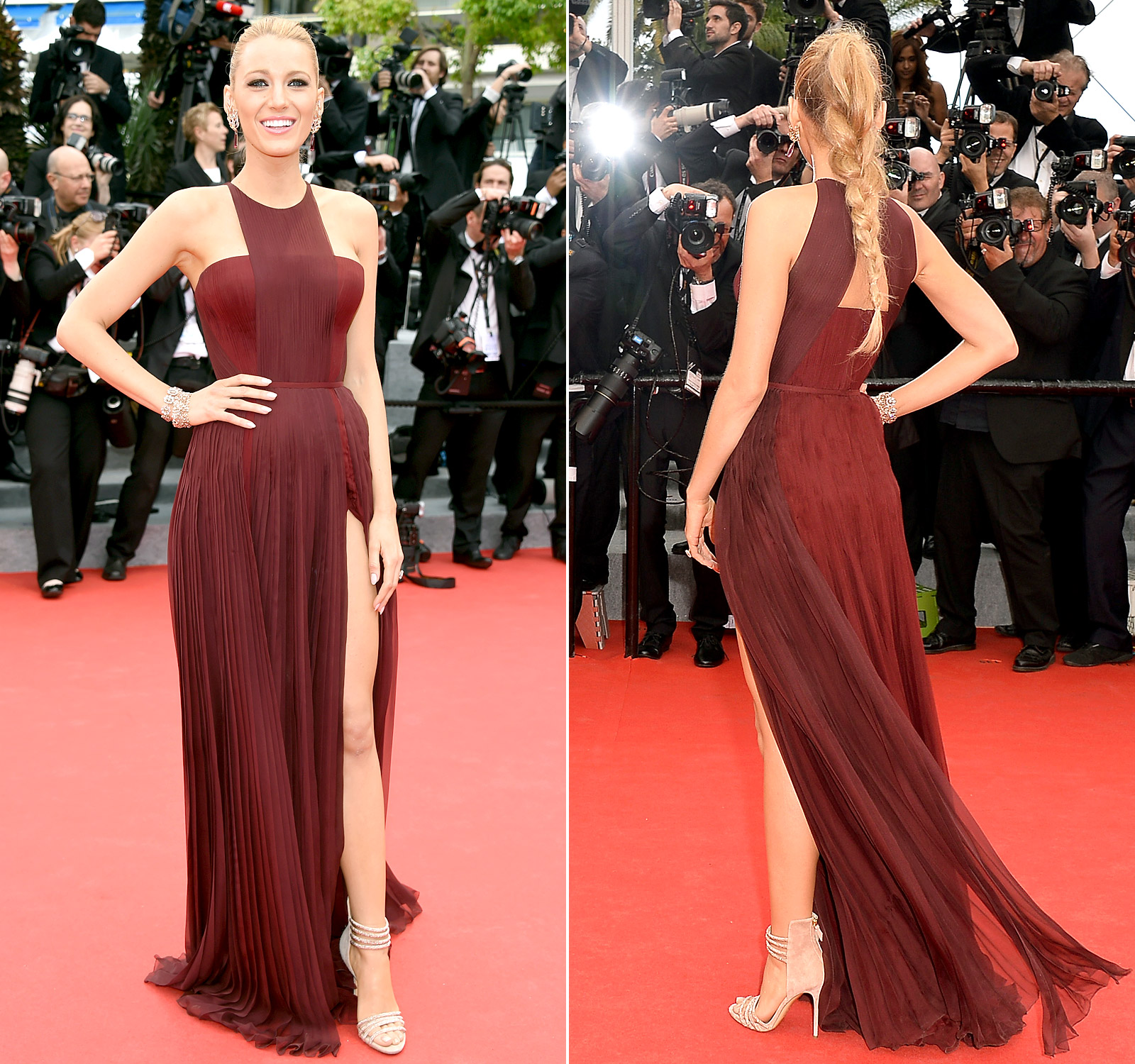 Blake Lively Cannes 2014 Celebrity Inspired Dresses, Red Carpet ...